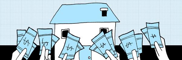 Tips voor het bieden op een woning